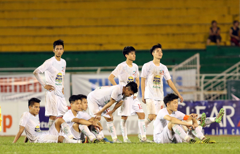 Video: U21 Yokohama vs U21 Hoàng Anh Gia Lai