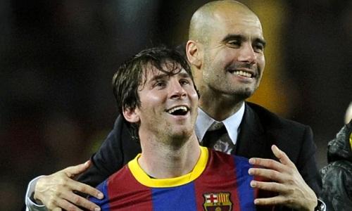 """Guardiola: """"Messi ở đẳng cấp khác Ronaldo"""""""