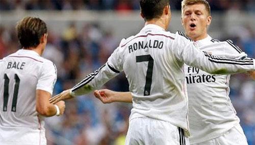 """Moyes: """"Tôi cứ tưởng Ronaldo, Bale, Kroos sẽ về Man Utd"""""""