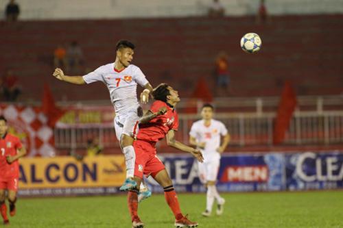 U21 Việt Nam thua ngược U21 Thái Lan