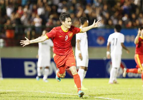 Công Vinh làm phó Chủ tịch đội bóng tân binh V-League