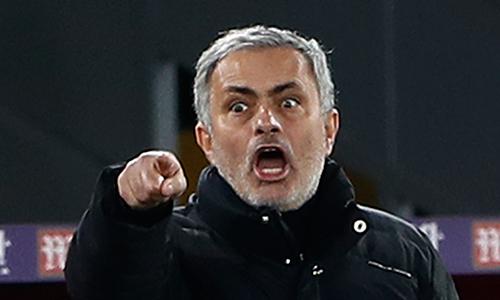 Mourinho chỉ trích lịch đấu bất công ở Ngoại hạng Anh