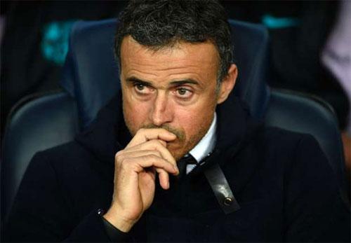 Luis Enrique cân nhắc về việc rời Barca