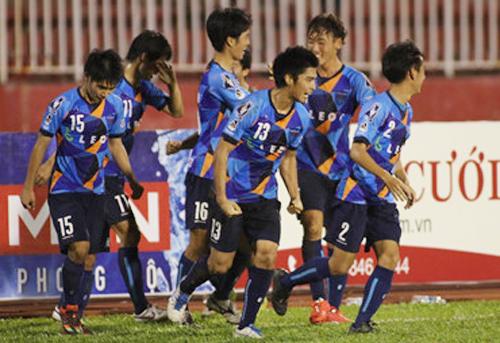 Đả bại Thái Lan, Yokohama vô địch giải U21 quốc tế