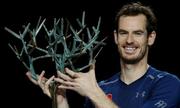 Murray dẫn đầu danh sách nhận tiền thưởng từ ATP năm 2016