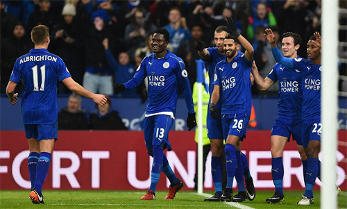 Leicester tìm lại chiến thắng ngày cuối năm 2016