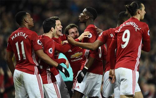 """Pogba: """"Chiến thắng kiểu Man Utd khiến chúng ta yêu bóng đá"""""""