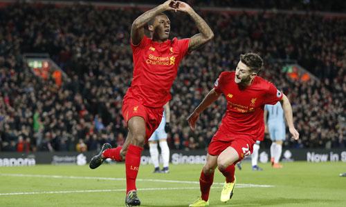 Liverpool đánh bại Man City, bảo vệ ngôi nhì bảng