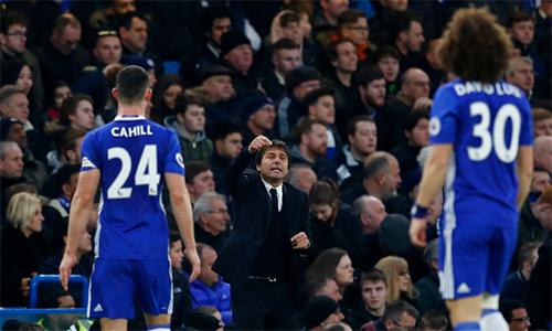 """Antonio Conte: """"Chelsea đã tìm được đúng cách để chiến thắng"""""""