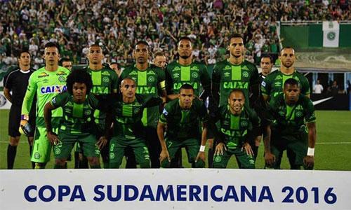 Chapecoense chiêu mộ 20 cầu thủ cho mùa giải mới