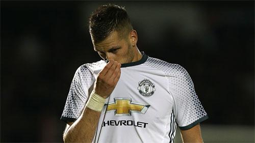Man Utd chia tay cầu thủ thứ hai trong tháng 1/2017