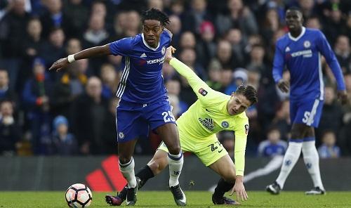 Chelsea thắng đậm ở vòng ba Cup FA