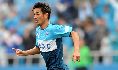 Cầu thủ già nhất Nhật Bản tiếp tục thi đấu ở tuổi 50