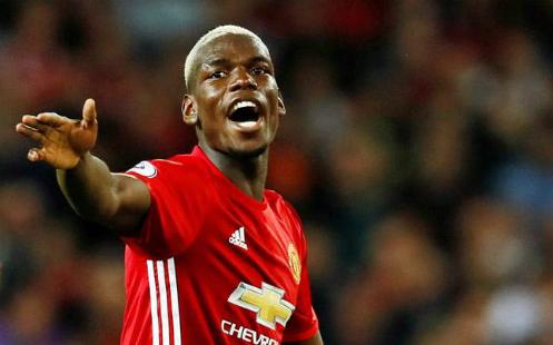 Mourinho muốn quy hoạch Pogba làm đội trưởng Man Utd - ảnh 1