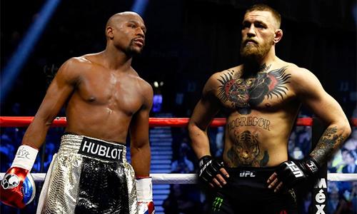 Chủ giải UFC hạ thấp Floyd Mayweather