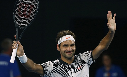 Federer ra quân thắng lợi ở Australia Mở rộng