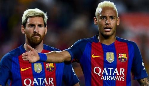 Neymar qua mặt Messi, dẫn đầu thế giới về giá trị cầu thủ