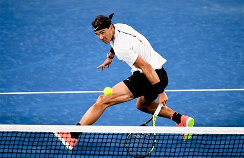 Nadal vào vòng ba Australia Mở rộng