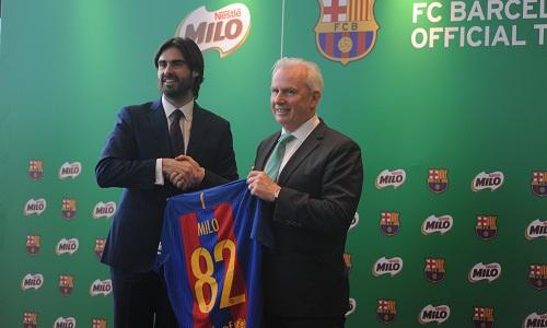 Tài năng bóng đá Việt Nam có cơ hội tập luyện ở Barca