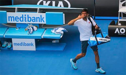 Djokovic tâm phục, khẩu phục khi thua đối thủ kém 115 bậc