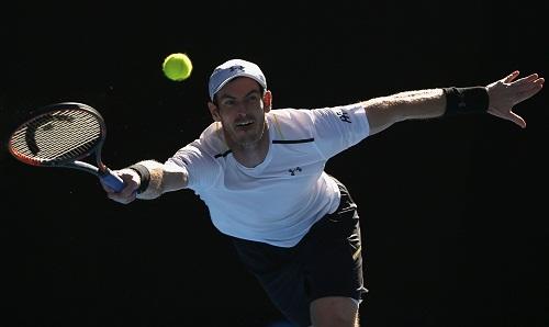 Murray bị loại ở vòng bốn Australia Mở rộng