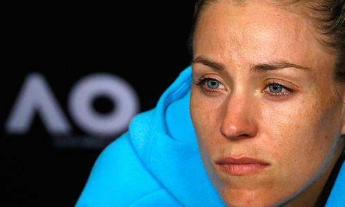 ĐKVĐ Kerber bị loại, Venus vào tứ kết Australia Mở rộng