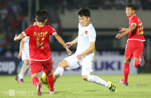 Việt Nam cùng bảng với Campuchia ở vòng loại cuối cùng Asian Cup