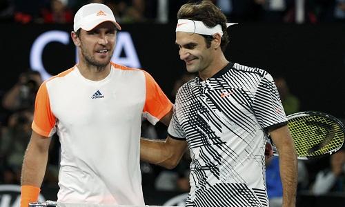 Federer vào bán kết Australia Mở rộng