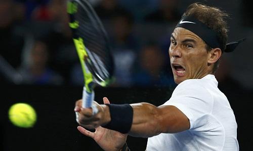 Nadal đánh bại Raonic, gặp Dimitrov ở bán kết Australia Mở rộng