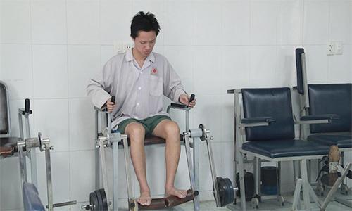 Tết buồn của cựu võ sĩ Trần Kim Tuyến