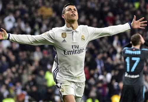 Real nới rộng cách biệt tại Liga bằng chiến thắng ba sao
