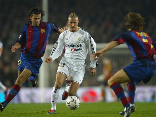 """Beckham: """"Tôi không biết mình suýt bị Man Utd bán cho Barca"""""""