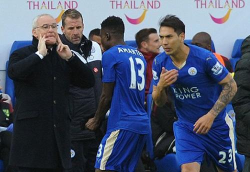 """Cầu thủ Leicester City: """"Ranieri đã phản bội tôi"""""""