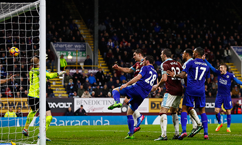 Leicester thua trận, trở thành nhà ĐKVĐ tệ nhất trong 54 năm qua