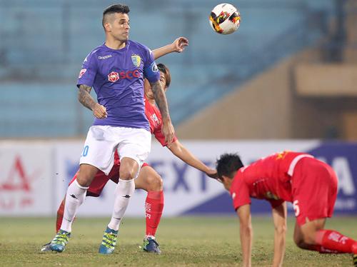 Hà Nội và Quảng Ninh không được sử dụng sân nhà tại AFC Cup
