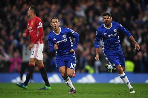 """Hazard: """"Man Utd và Arsenal mới là đối thủ đáng lo nhất cho Chelsea"""""""