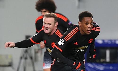 Man Utd tính bán Rooney, Fellaini, Martial lấy tiền mua Griezmann