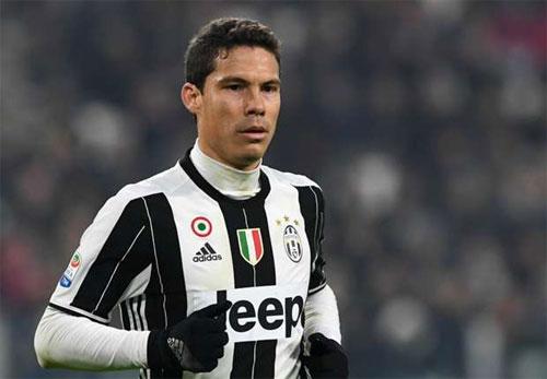 Sao Serie A rời Juventus để tới Trung Quốc