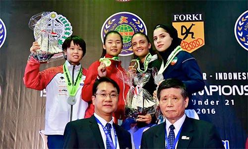 Karatedo Việt Nam tin vào sức trẻ khi hướng đến SEA Games 29
