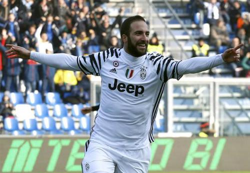 Serie A bình thản dưới gót giày của Juventus