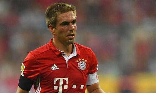 Bayern sốc vì Lahm đơn phương thông báo giải nghệ