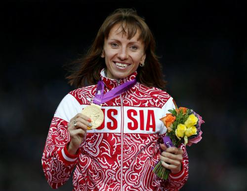 VĐV Nga bị tước HC vàng điền kinh tại Olympic 2012