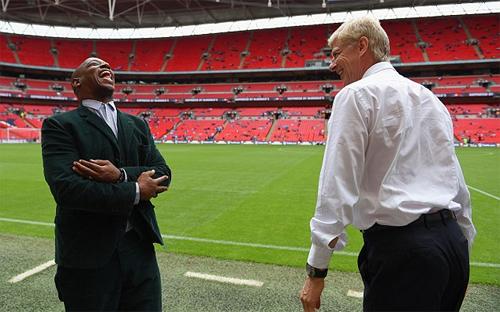 """Huyền thoại của Arsenal: """"Wenger đang đi đến cuối con đường ở Arsenal"""""""