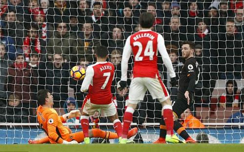 Những cánh tay đem lại chiến thắng cho Arsenal