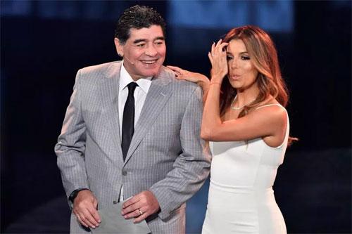 Maradona nhận trọng trách chống tham nhũng tại FIFA