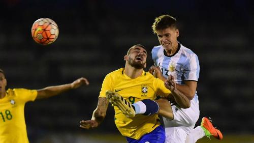 Brazil tuột vé dự U20 FIFA World Cup