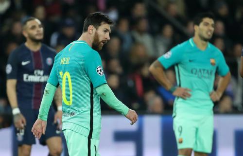 Barca sẽ phải viết lại lịch sử nếu muốn đi tiếp ở Champions League