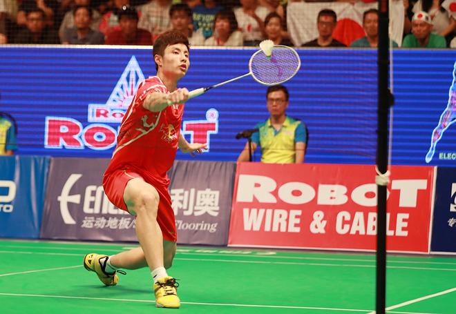 Hạ Trung Quốc, Nhật Bản vào chung kết giải cầu lông châu Á