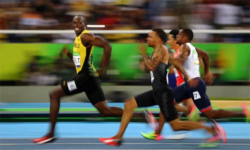 Usain Bolt không màng đoạt lại chiếc HC vàng bị tước