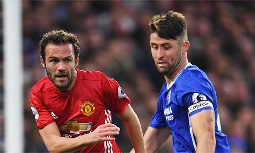 Juan Mata háo hức chờ phục hận Chelsea tại tứ kết Cup FA